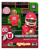 Utah Utes Campus Series Limited Edition OYO Minifigure