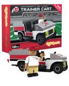 Utah Utes Trainer Cart OYO Playset