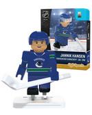 Vancouver Canucks JANNIK HANSEN Home Uniform Limited Edition OYO Minifigure
