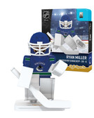 Vancouver Canucks RYAN MILLER Home Uniform Limited Edition NHL Goalie OYO Minifigure