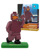 Virginia Tech Hokies Mascot Limited Edition OYO Minifigure