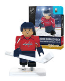 Washington Capitals ANDRE BURAKOVSKY Home Uniform Limited Edition OYO Minifigure