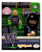 Washington Huskies Campus Series Limited Edition OYO Minifigure
