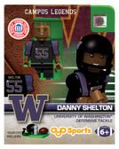 Washington Huskies DANNY SHELTON College Legend Limited Edition OYO Minifigure