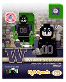 Washington Huskies Mascot Limited Edition OYO Minifigure