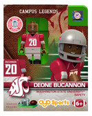 Washington State Cougars Deone Bucannon College Legend Limited Edition OYO Minifigure