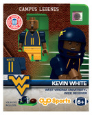 West Virginia Mountaineers KEVIN WHITE College Legend Limited Edition OYO Minifigure