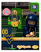West Virginia Mountaineers Limited Edition OYO Minifigure