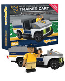 West Virginia Mountaineers Trainer Cart OYO Playset