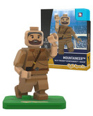 West Virginia Mountaineers Mascot Limited Edition OYO Minifigure