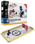 Winnipeg Jets Backyard Rink Set OYO Playset