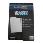 Magazine Dividers (Pack of 25)