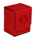 Ultra Pro Force of Will Flame Magic Stone Flip Box