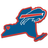 Buffalo Bills Decal Home State Pride