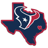 Houston Texans Decal Home State Pride