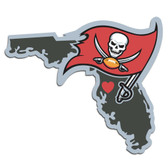 Tampa Bay Buccaneers Decal Home State Pride