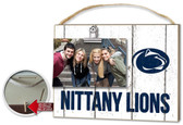 Penn State Nittany Lions Clip It Weathered Logo Photo Frame
