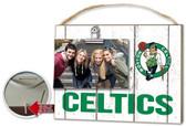 Boston Celtics Clip It Weathered Logo Photo Frame