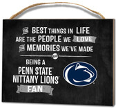 Penn State Nittany Lions Small Plaque - Best Things