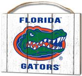Florida Gators Small Plaque - Weathered Logo