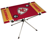 Kansas City Chiefs Table Endzone Style
