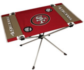 San Francisco 49ers Table Endzone Style