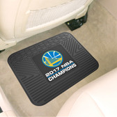 "Golden State Warriors 2017 NBA Champions Utility Mat 14""x17"""
