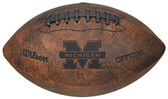Michigan Wolverines Football - Vintage Throwback - 9 Inches