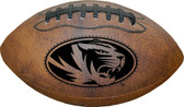 Missouri Tigers Football - Vintage Throwback - 9 Inches