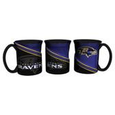 Baltimore Ravens Coffee Mug 18oz Twist Style