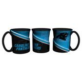 Carolina Panthers Coffee Mug 18oz Twist Style