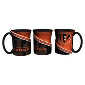 Cincinnati Bengals Coffee Mug 18oz Twist Style