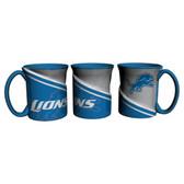 Detroit Lions Coffee Mug 18oz Twist Style