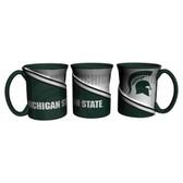Michigan State Spartans Coffee Mug 18oz Twist Style