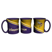 Minnesota Vikings Coffee Mug 18oz Twist Style