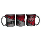 Ohio State Buckeyes Coffee Mug 18oz Twist Style