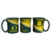 Oregon Ducks Coffee Mug 18oz Twist Style