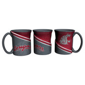 Washington State Cougars Coffee Mug 18oz Twist Style
