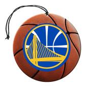 Golden State Warriors Air Freshener Set - 3 Pack