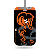 Baltimore Orioles Luggage Tag