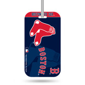 Boston Red Sox Luggage Tag