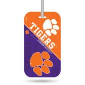 Clemson Tigers Luggage Tag