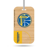 Golden State Warriors Luggage Tag