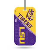 LSU Tigers Luggage Tag