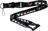 Houston Texans Lanyard - Navy