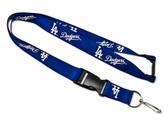 Los Angeles Dodgers Lanyard - Blue