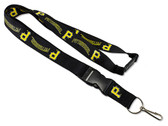 Pittsburgh Pirates Lanyard - Black