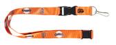 San Francisco Giants Lanyard - Orange