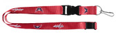 Washington Capitals Lanyard - Red