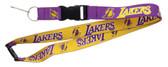 Los Angeles Lakers Lanyard - Reversible